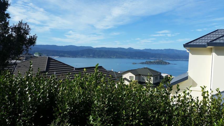 Island View Apartment - Wellington - Leilighet