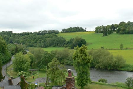 Comfy king room with beautiful view - Lower Lydbrook - Bed & Breakfast