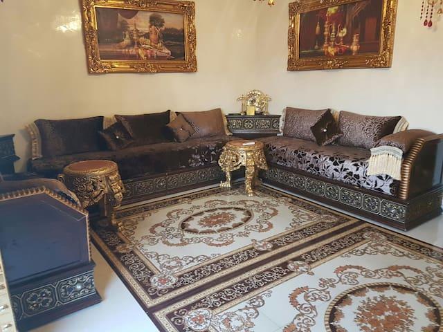Apparemment jute pour les familles - Agadir - Apartment