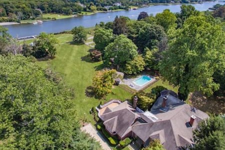 Vintage Estate for TV and Filming Long Island - Islip - Huis