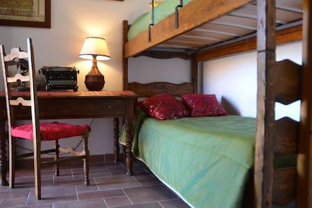 Camera da letto doppia - Sassari - Bed & Breakfast