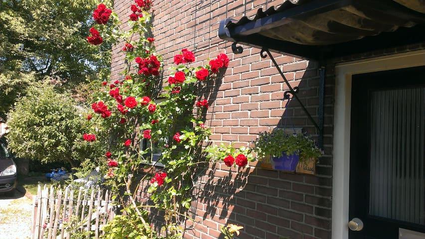 Cosy childfriendly house + garden - Bunnik - House