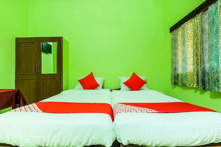 OYO Deluxe Cozy 1 BR stay near Benaulim Beach, Goa