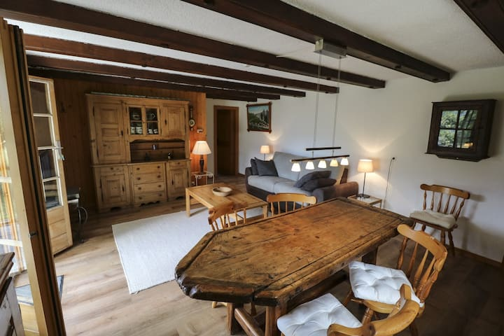 Appartement Rose de Noël, (Les Diablerets), 1-bedroom apartment, 4 persons