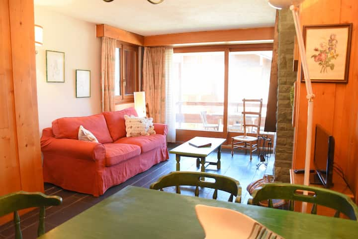 Ambassador 102 A, (Verbier), Apartment 2 rooms