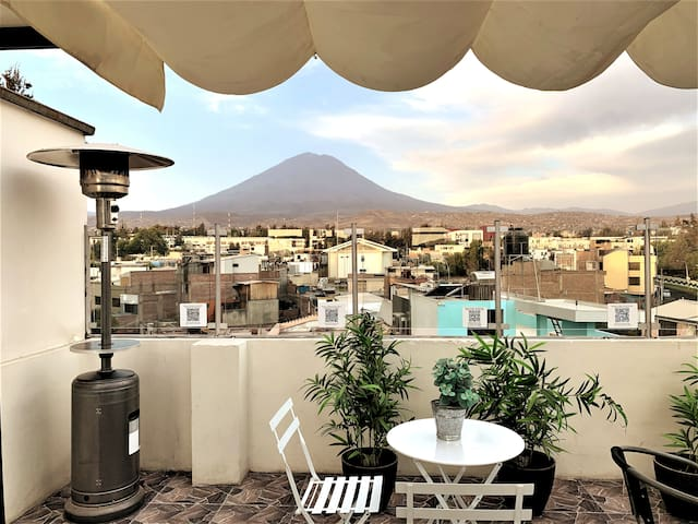 Feel at home! 1.5km from Arequipa Plaza de Armas