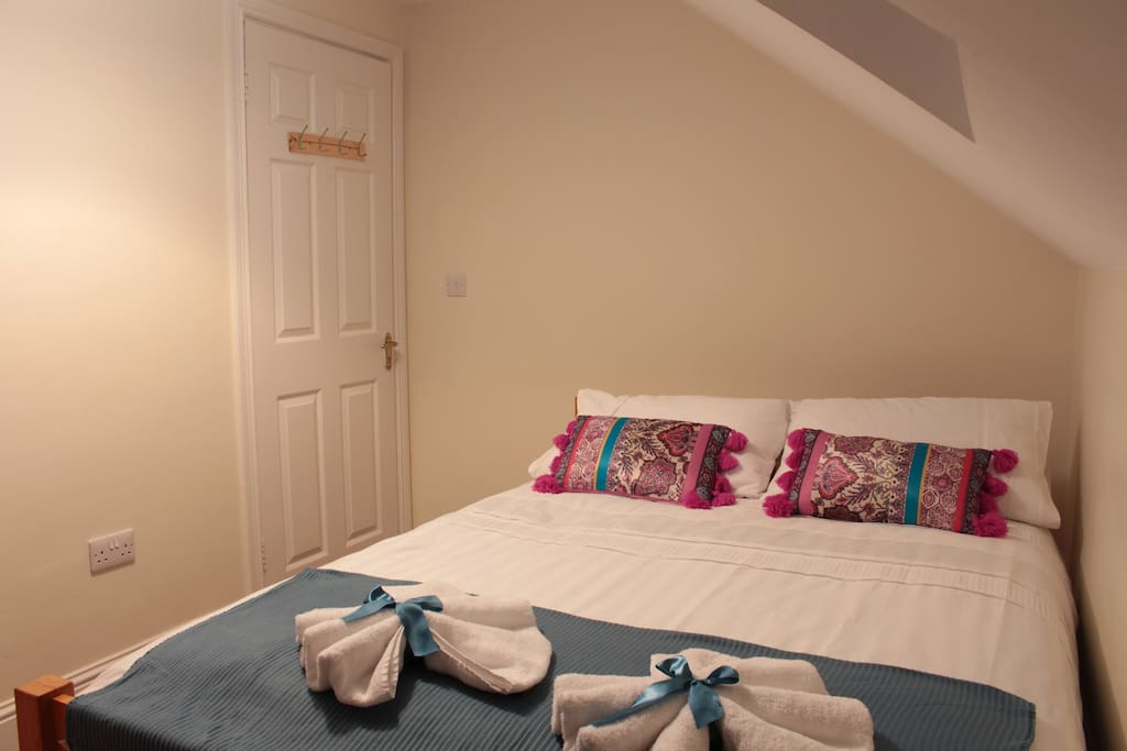 The Bedroom- Double Bed