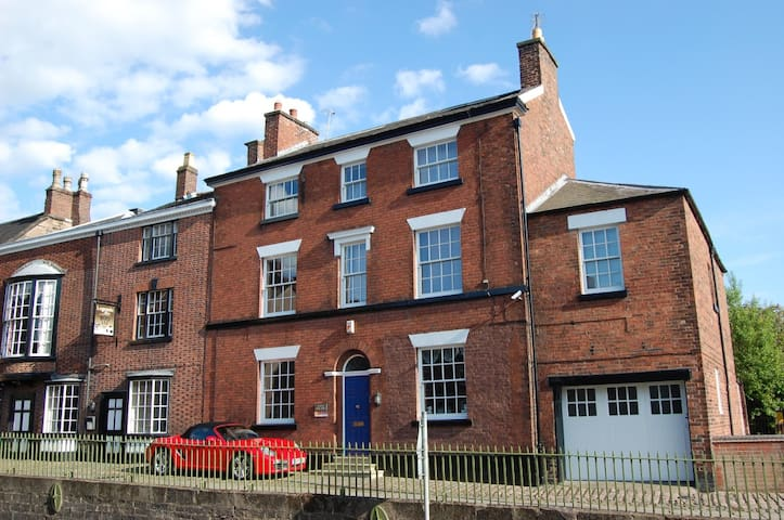 Beautiful Georgian Town House - Sleeps 16