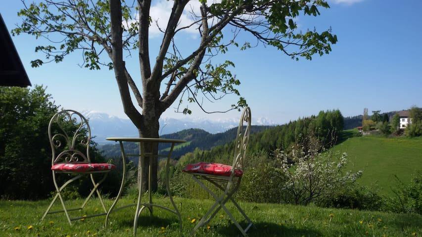 """""""Kleine Welt"""" Almpension & Gaststüberl"""