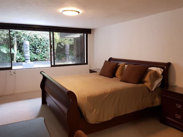 Cozy centrical one bedroom apartment in Reforma