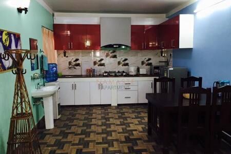 2BHK furnished apartment in Lazimpat