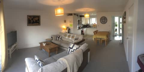 2 Bedroom house 15 minutes from Bude&Widemouth Bay