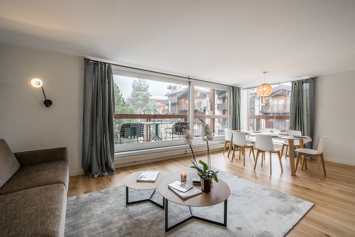 Lovely brand new apartement in Courchevel Le Praz