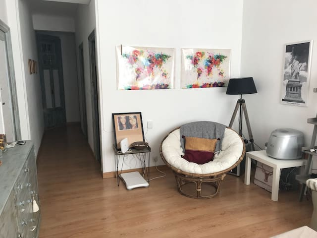 Fabulous Apartment in Luxury Center , 2Rooms&Wifi