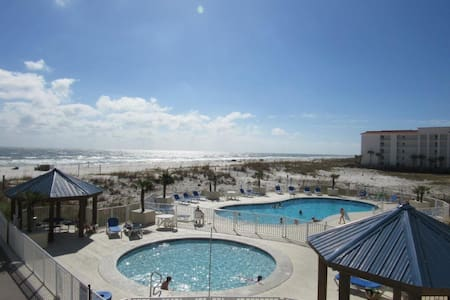 Sugar Beach Condominiums - Orange Beach - Kondominium