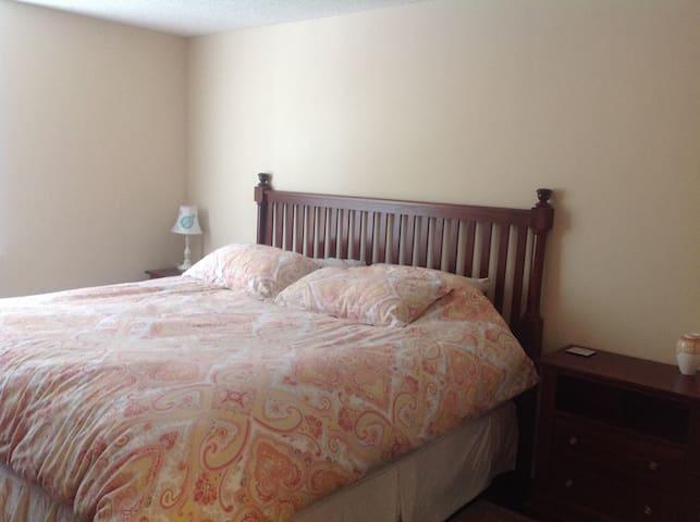 Cozy intracoastal apartment - Hypoluxo - Apartment