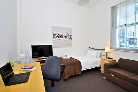 Single Room Guest House Carlton ER2 - Haus