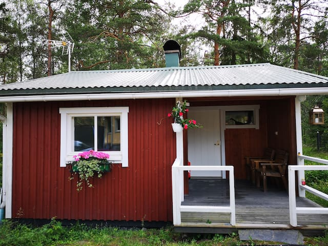 Guesthouse Rymättylä little cottage 75 m2