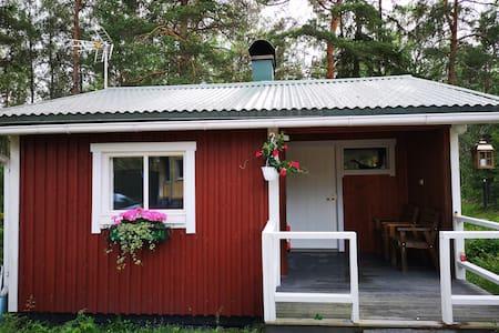 Guesthouse Rymättylä pikkumökki, Kirkkotie 11