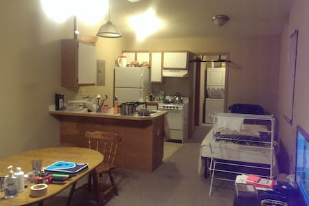 Beautiful studio! 5 min walk to U of A. - Fayetteville - 公寓