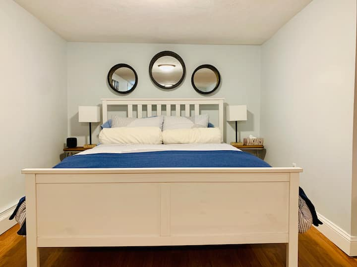 Private Guest Suite Near RUMC, Ferry, Parks