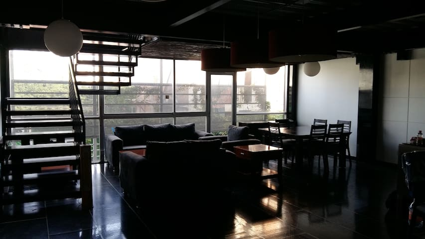 Amazing loft near Polanco - 150m2, 2 bedrooms - Ciudad de México - Appartement