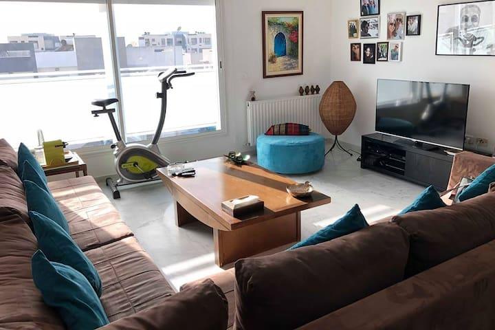 "Appartement ""Chez Popo"""