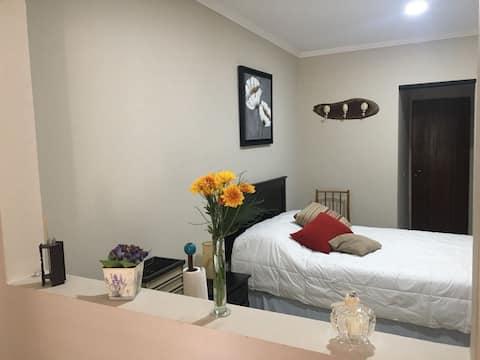 Ametza Room- Habitacion en pleno corazon de Carhue