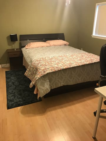 Cozy private bedroom with full bath - Columbia - House