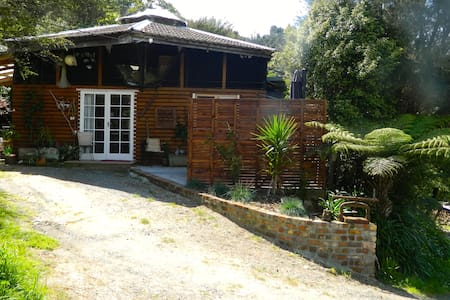 Wens Place; your private cabin in the bush.