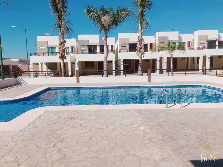 Residencia vacacional en Mazatlan