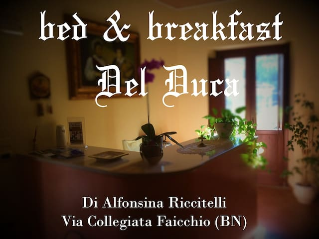 Bed & Breakfast Del Duca - Faicchio - Bed & Breakfast