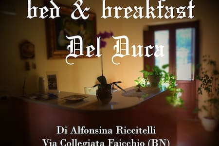 Bed & Breakfast Del Duca - Faicchio - 住宿加早餐