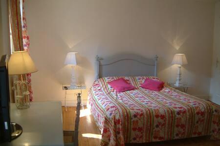 Chambres Le Calme en Beaujolais - Denicé - บ้าน