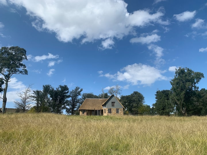 Penwarn Farm Lodge - Mziki Cottage