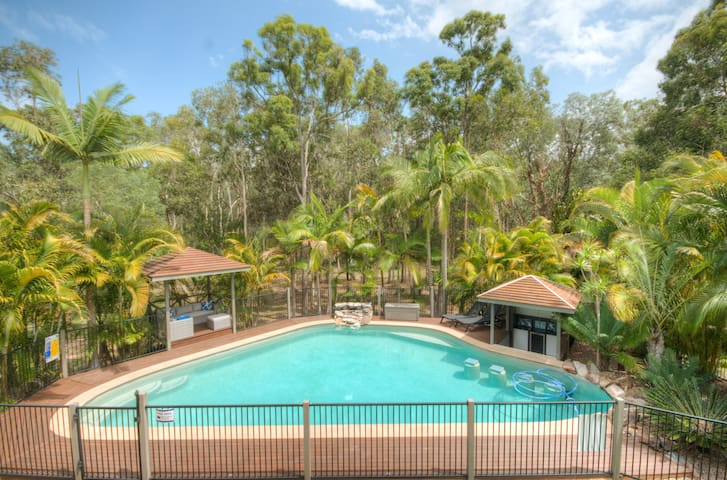 Noosa Gums, the ultimate luxury family escape!