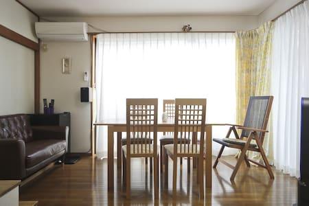 7min from Koenji, 10min / shinjyuku - Suginami-ku - Huis