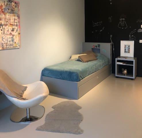2 bedroom (2 beds) on second floor