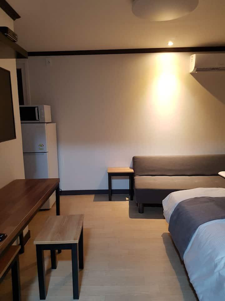 New remodeling -3min Seoul st. free food