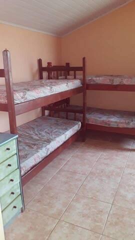 Beliches - dormitório 2
