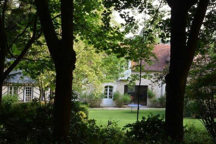 Maison de charme dans le Pays d'Auge - Ouézy - Ev