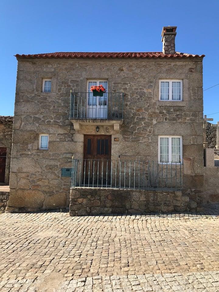 Casa de São Sebastião ( Bemposta, Penamacor)
