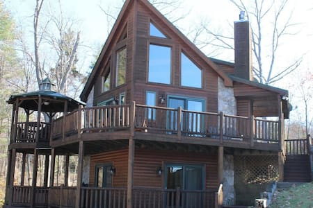Lovin' Life Deep Creek - Luxury home w/ lake views