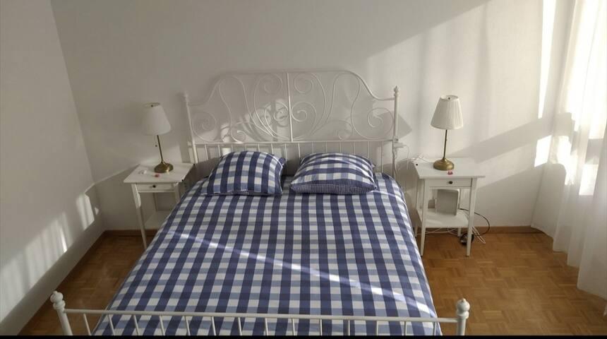 Appartement très belle/renové