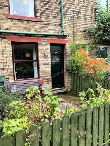 Geoff's House:   A little bit of Hebden Bridge