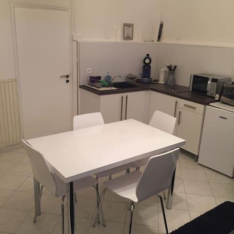 location entre MER et Montagne en balagne - Montegrosso - Apartamento