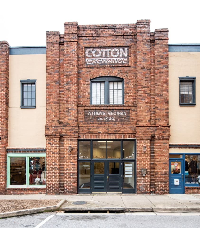 Cotton Exchange Downtown with one Parking Spot