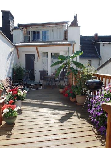 Ferienhaus Schlupfwinkel inmitten der Altstadt - Bad Neuenahr-Ahrweiler - Talo