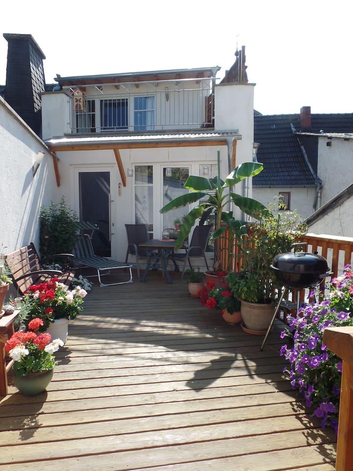 Ferienhaus Schlupfwinkel inmitten der Altstadt