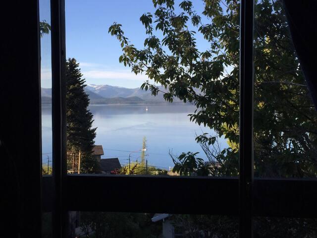 Casa con Vista al Lago - San Carlos de Bariloche - Rumah